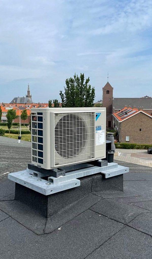 Airco-plaatsen-uit-het-zicht-in-Katwijk